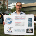 The Founding of NJIT Toastmasters